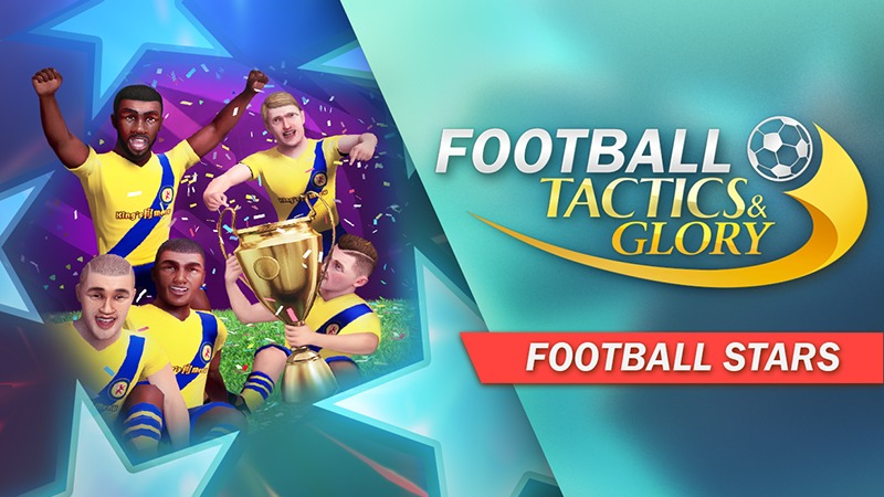 Huge expansion Football Stars – Now Available!