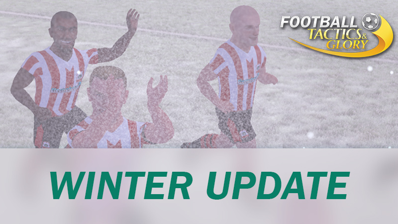 Winter Update for Football Stars