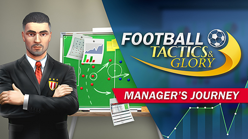 A new huge expansion to Football, Tactics & Glory is announced!